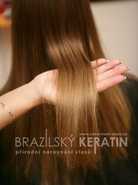 ... Narovnanie vlasov brazílskym keratínom - Klára Medková ... d3f745a0e1c